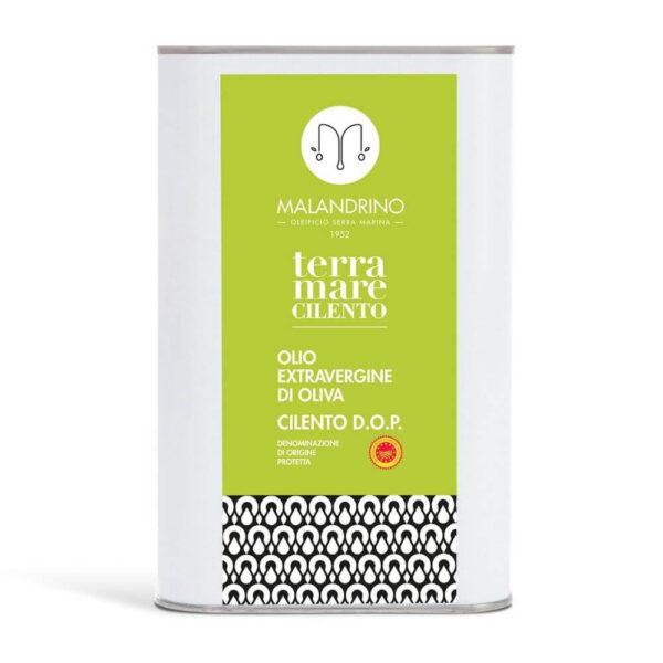 Lattina Olio extravergine di oliva Cilento D.O.P.